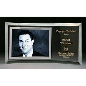Crescent - Flat Picture Frame Award