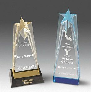 Star Tower Award - Medium (3.5