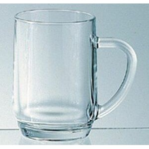 Small Glass Haworth Mug (10 Oz)