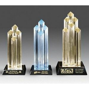 Diamond Towers Award - Medium (4.5